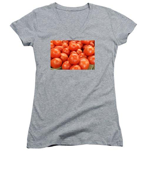 Tomatoes 247 Women's V-Neck