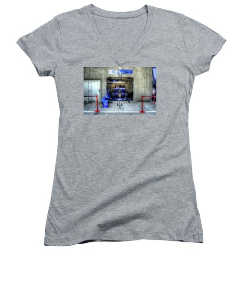 Tony Kanaan Indy Women's V-Neck