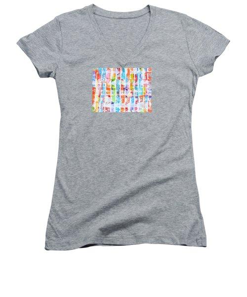 Tooth Fairy Women's V-Neck T-Shirt (Junior Cut)