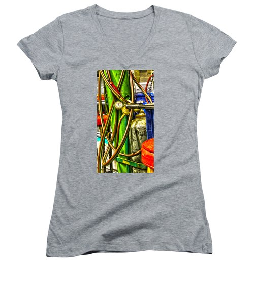 Torch Me Women's V-Neck