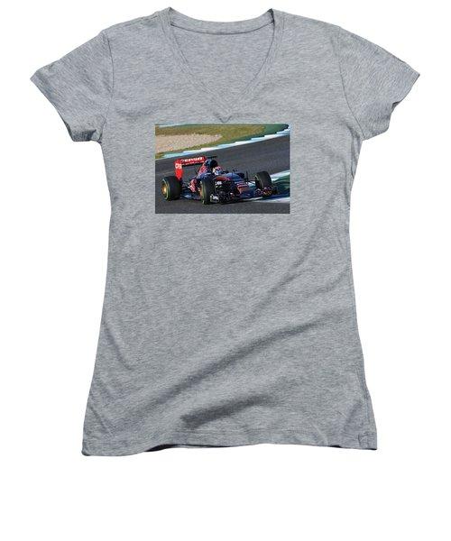 Toro Rosso Women's V-Neck