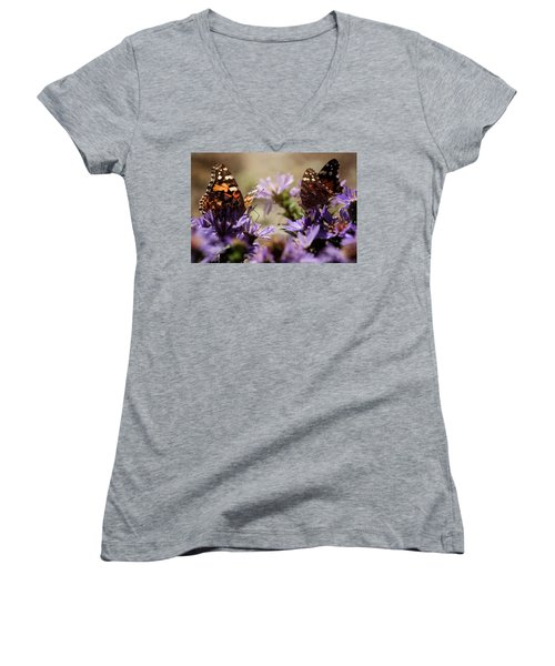 Touch Women's V-Neck (Athletic Fit)