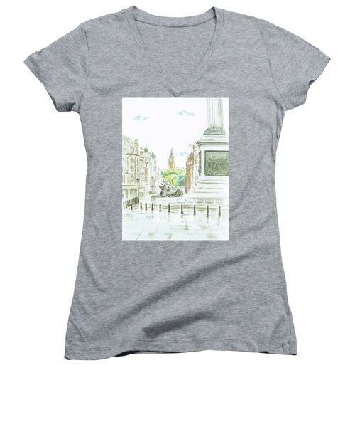 Trafalgar Square Women's V-Neck