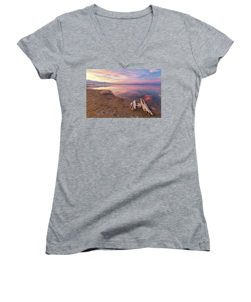 Tranquility Women's V-Neck (Athletic Fit)