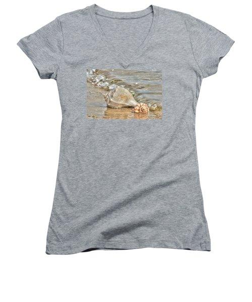 Treasures Found Women's V-Neck T-Shirt