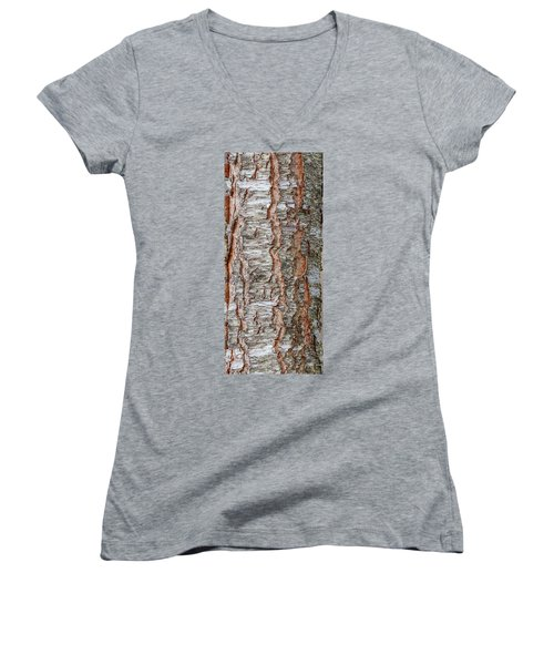 Treeform 1 Women's V-Neck T-Shirt