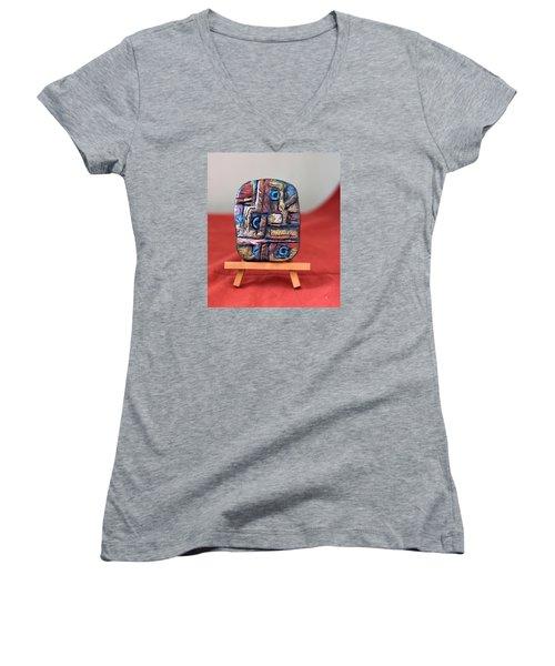 Trilogy Women's V-Neck T-Shirt