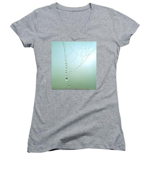 Trinkets By Nature Women's V-Neck T-Shirt
