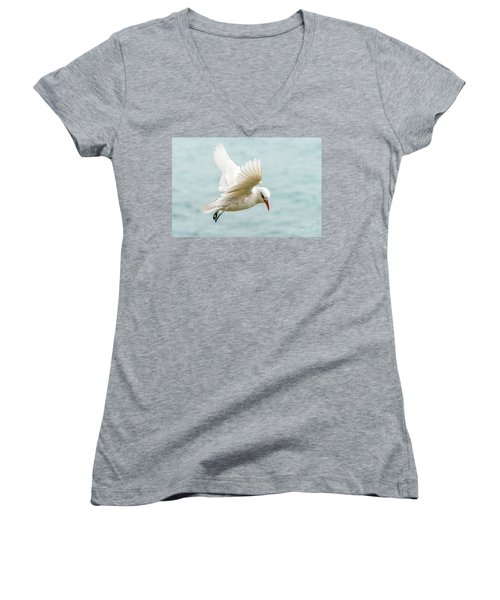 Tropic Bird 4 Women's V-Neck T-Shirt