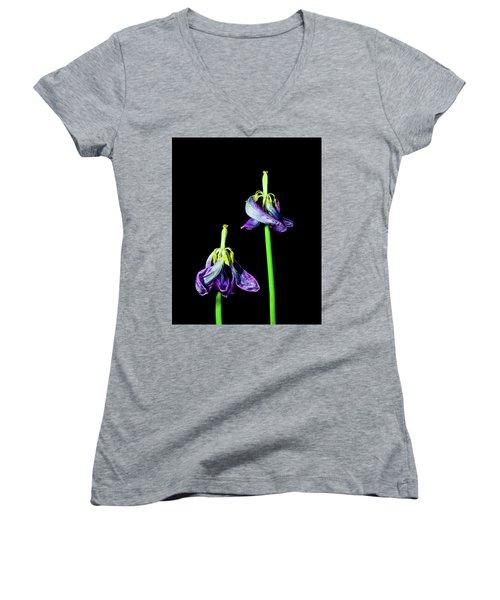 Tulip Dance Women's V-Neck