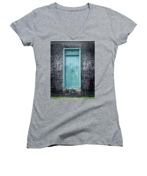 Turquoise Door Women's V-Neck