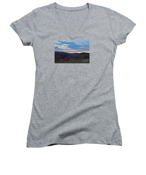 Twilight Women's V-Neck T-Shirt