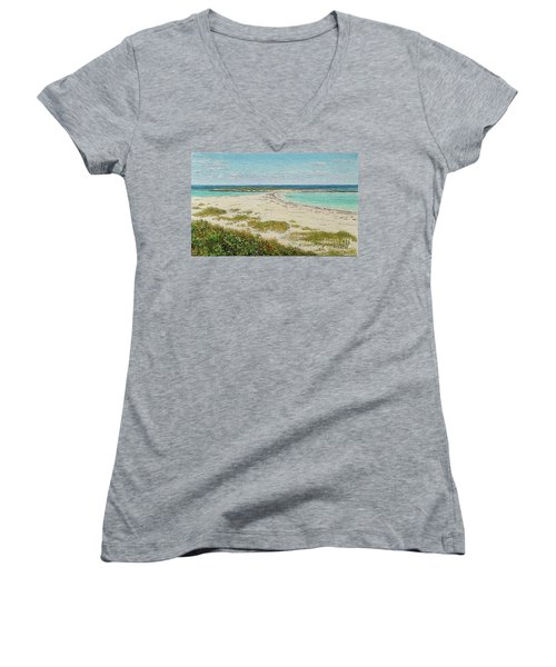 Twin Cove Women's V-Neck