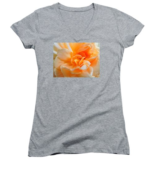 Twisted Dreamsicle Women's V-Neck (Athletic Fit)