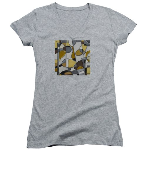 Under The Radar Women's V-Neck (Athletic Fit)