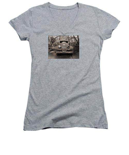 Unemployed Women's V-Neck T-Shirt