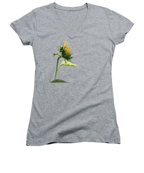 Unfurl - Women's V-Neck T-Shirt
