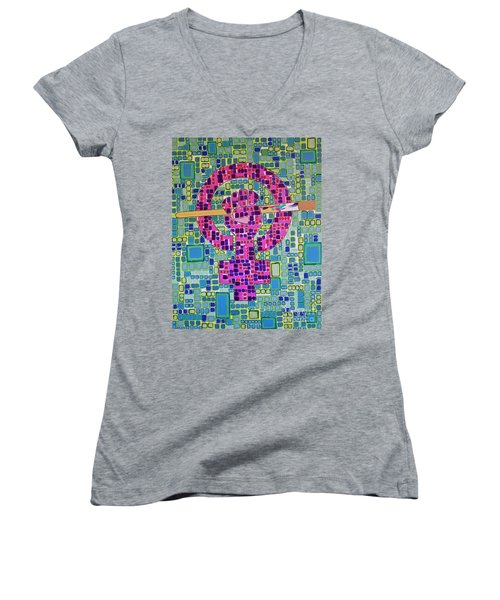 Unity/equality Women's V-Neck