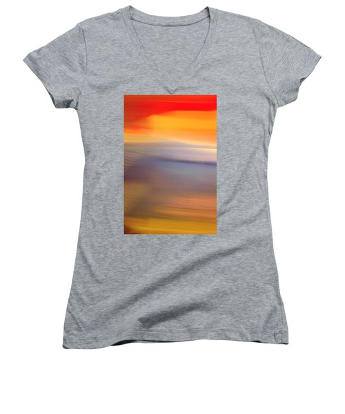 Untitled 3 Women's V-Neck T-Shirt