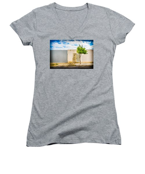 Urban Tree. Women's V-Neck