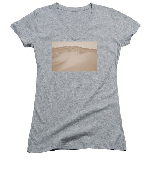 Uruq Bani Ma'arid 1 Women's V-Neck T-Shirt