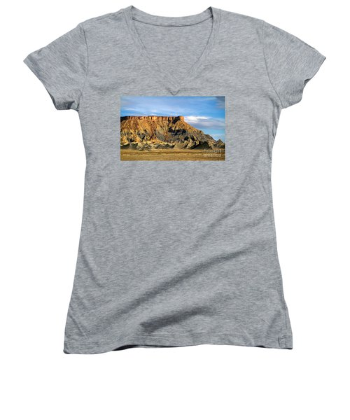 Utah Butte Women's V-Neck (Athletic Fit)