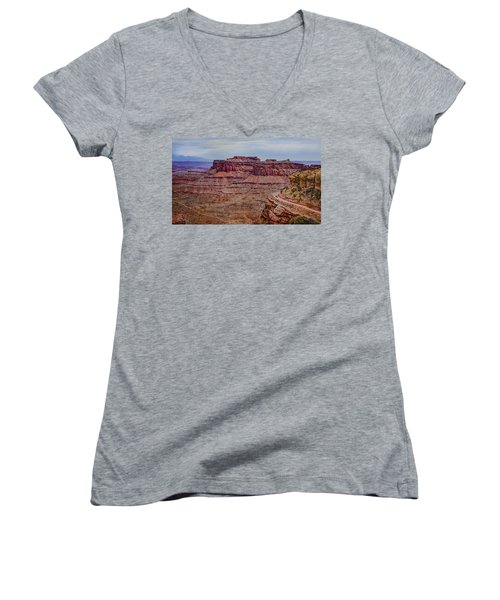 Utah Canyon Country Women's V-Neck
