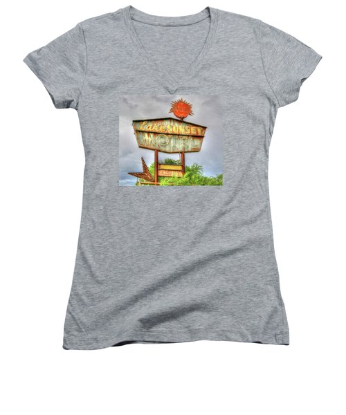 Vacancies For Sure Women's V-Neck T-Shirt