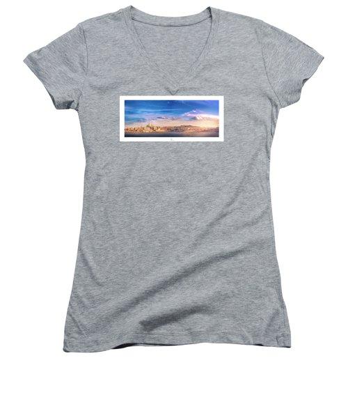 Valletta Women's V-Neck T-Shirt