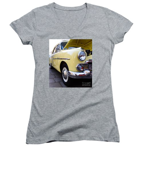 Vauxhall Velox Women's V-Neck