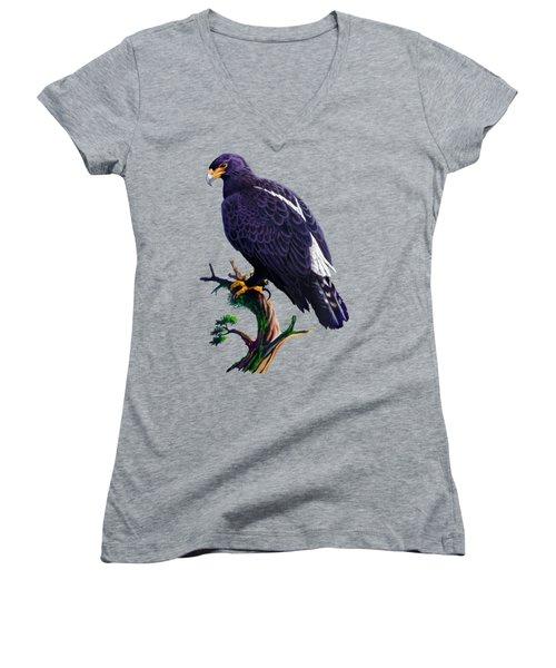Verreaux's Eagle  Women's V-Neck T-Shirt
