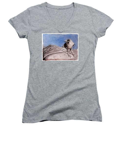 View Women's V-Neck T-Shirt