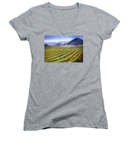 Vineyard Women's V-Neck
