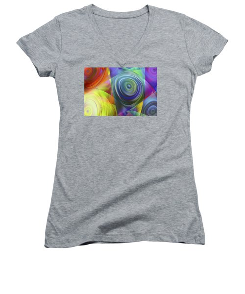 Vision 39 Women's V-Neck T-Shirt