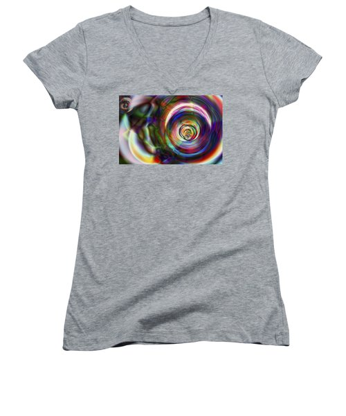 Vision 8 Women's V-Neck T-Shirt
