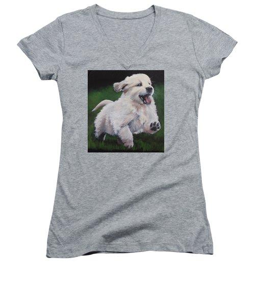 Vivian Women's V-Neck T-Shirt