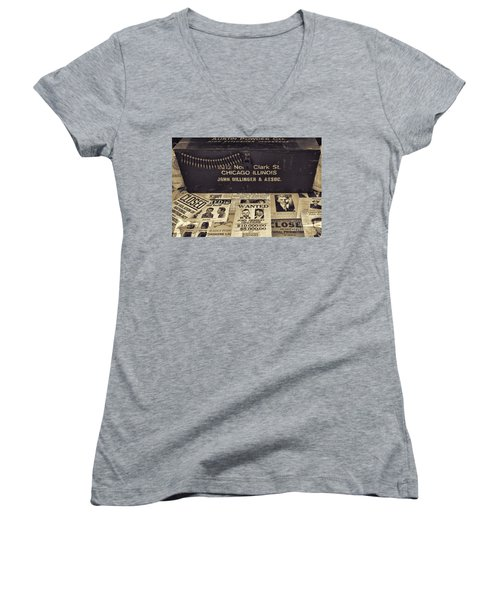Wanted Women's V-Neck (Athletic Fit)