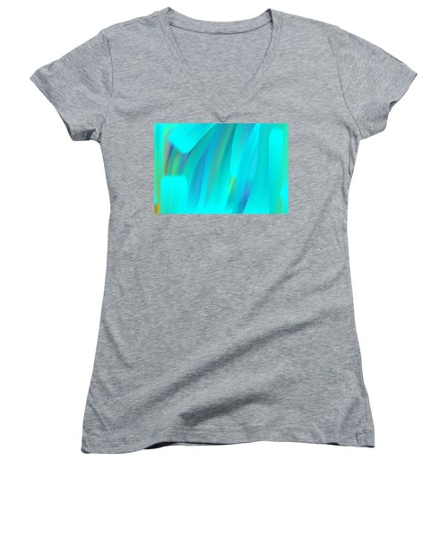 Water Women's V-Neck T-Shirt