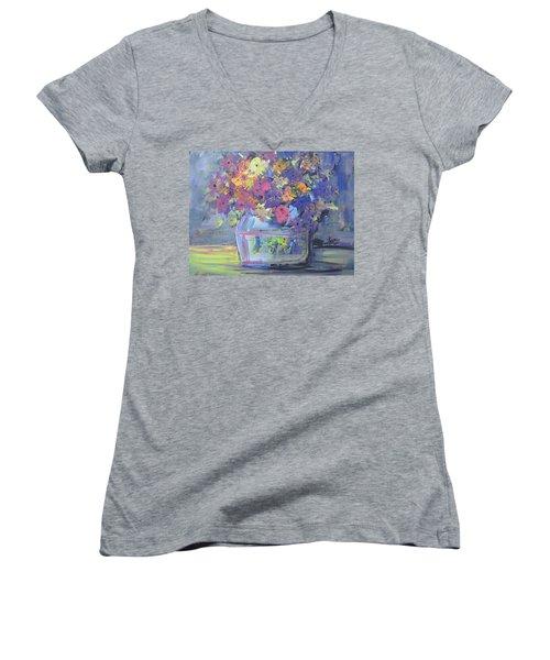 Watery Vessel Women's V-Neck T-Shirt