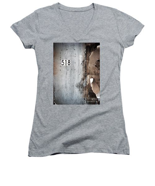 We Are Each Others Keeper  Women's V-Neck