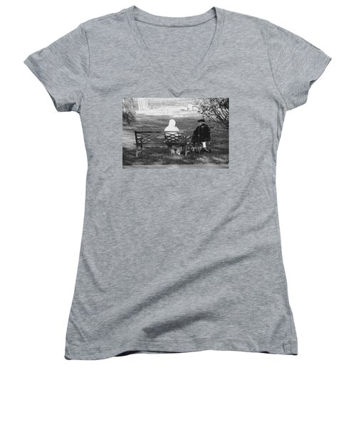 We Are Young Women's V-Neck