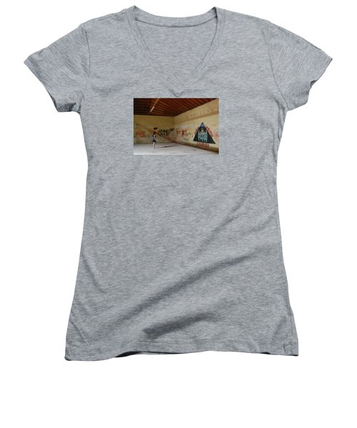 Wear House  Women's V-Neck