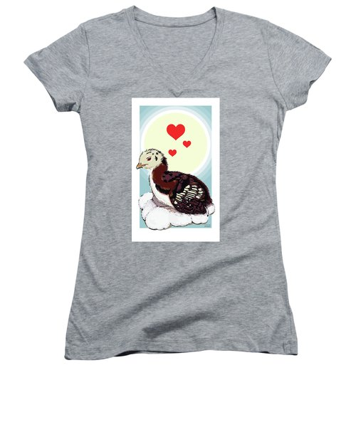 Wee One Women's V-Neck