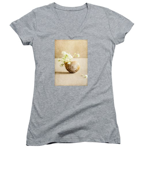 Wee Vase Women's V-Neck T-Shirt