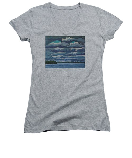 Westport Stratocumulus Virga Women's V-Neck