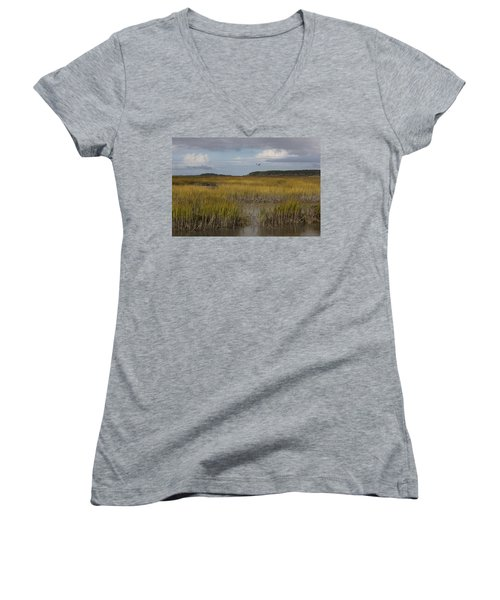 What A Beautiful Day Women's V-Neck