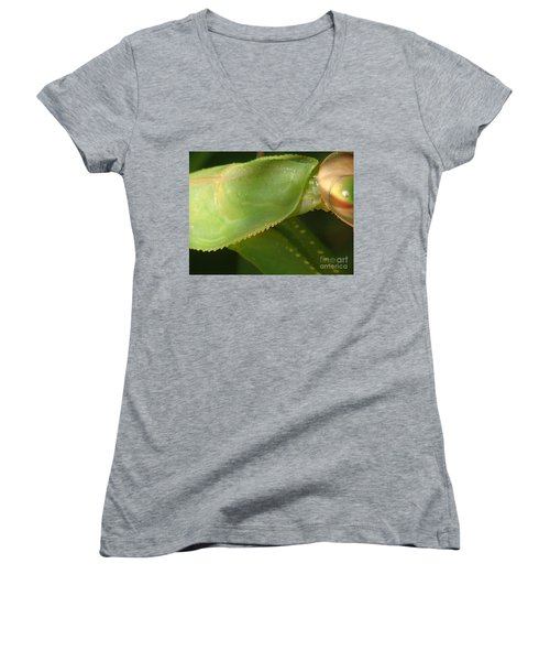 What Am I? #1 Women's V-Neck