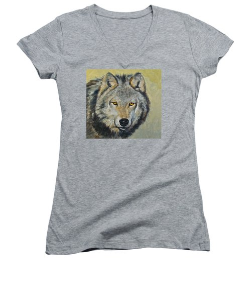 Heres Lookn At You..kid....kid....kid Women's V-Neck