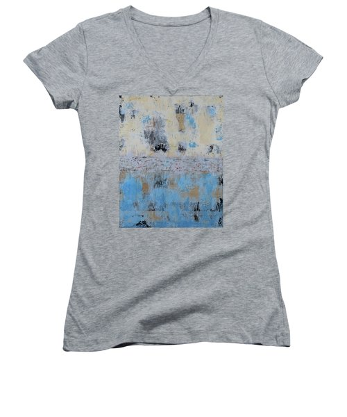 What Was Is Women's V-Neck T-Shirt