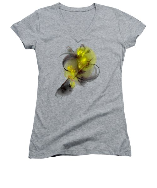 What Will You Find Women's V-Neck